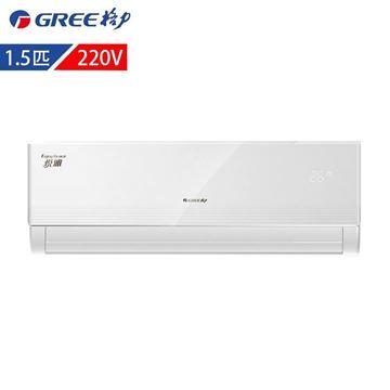 图片 格力/GREE  KFR-35GW/(35592)FNDa-A2 1.5匹(220伏)壁挂式悦雅变频冷暖空调